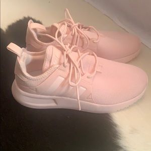 Adidas Light Pink Shoes